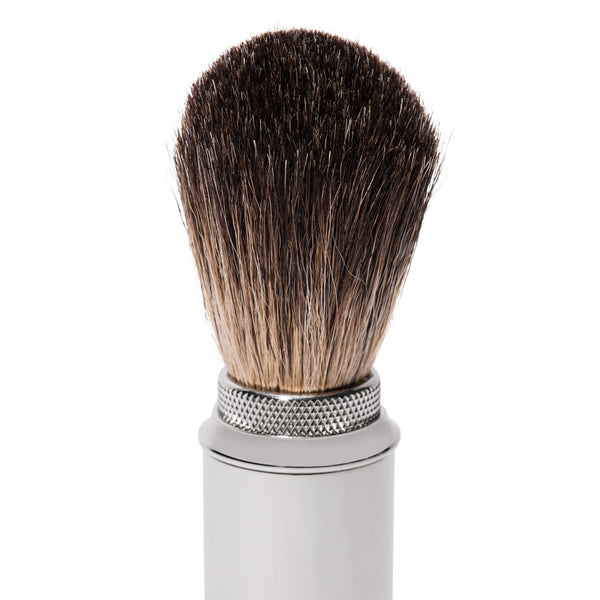 MAN OF THE WORLD - Travel Shave Brush - MAN of the WORLD Online Destination for Men's Lifestyle - 5