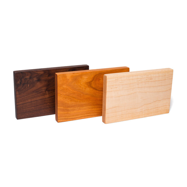 Wooden Cutting Board (Variety Pack of 3)