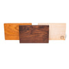 MAN OF THE WORLD - Wooden Cutting Board (Variety pack of 3) - MAN of the WORLD Online Destination for Men's Lifestyle - 2