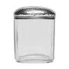 Vintage (Asprey) - Medium Silver Top Jar - MAN of the WORLD Online Destination for Men's Lifestyle - 1