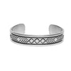 MAN OF THE WORLD - Arrowhead Pattern Cuff - MAN of the WORLD Online Destination for Men's Lifestyle - 1