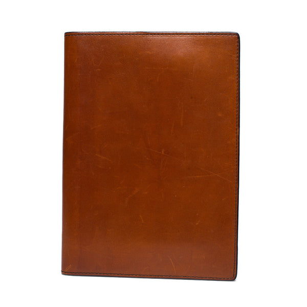 VINTAGE - Leather Book Cover - MAN of the WORLD Online Destination for Men's Lifestyle - 2