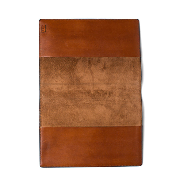 VINTAGE - Leather Book Cover - MAN of the WORLD Online Destination for Men's Lifestyle - 3