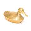 Brass Duck Box