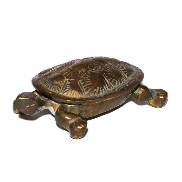 VINTAGE - Brass Turtle - MAN of the WORLD Online Destination for Men's Lifestyle - 1
