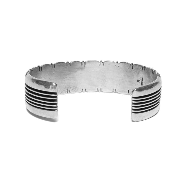 MAN OF THE WORLD - Channel Etched Cuff with Detailed Edging - MAN of the WORLD Online Destination for Men's Lifestyle - 3