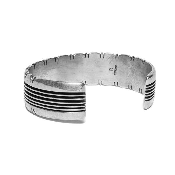 MAN OF THE WORLD - Channel Etched Cuff with Detailed Edging - MAN of the WORLD Online Destination for Men's Lifestyle - 2