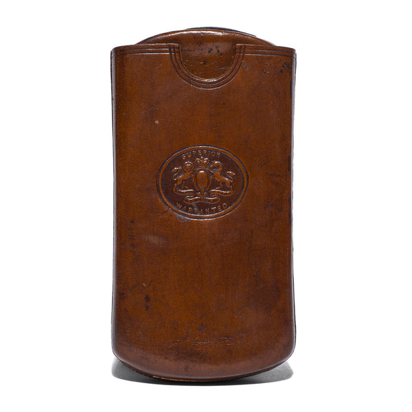 VINTAGE - Leather Cigar Case - MAN of the WORLD Online Destination for Men's Lifestyle - 1