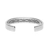 MAN OF THE WORLD - Stamped Cross Hatch Cuff - MAN of the WORLD Online Destination for Men's Lifestyle - 3