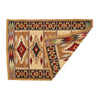 VINTAGE - Diamond Patterned Rug - MAN of the WORLD Online Destination for Men's Lifestyle - 4