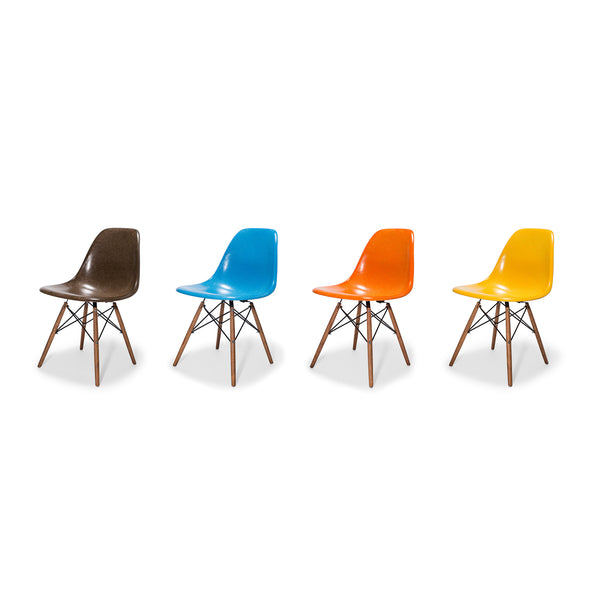 VINTAGE - Eames Chairs (Set of 4) - MAN of the WORLD Online Destination for Men's Lifestyle - 2