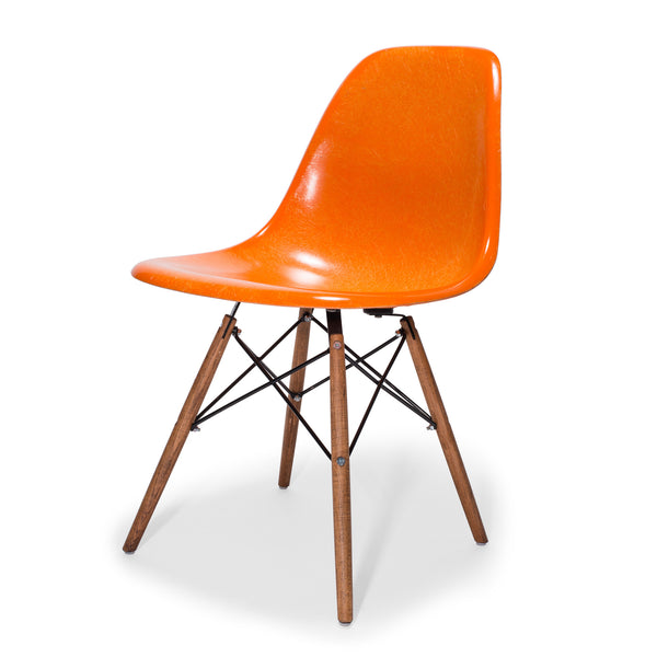 VINTAGE - Eames Chairs (Set of 4) - MAN of the WORLD Online Destination for Men's Lifestyle - 4