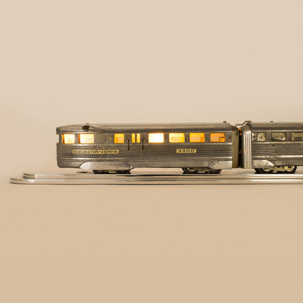 Four Car Train Set