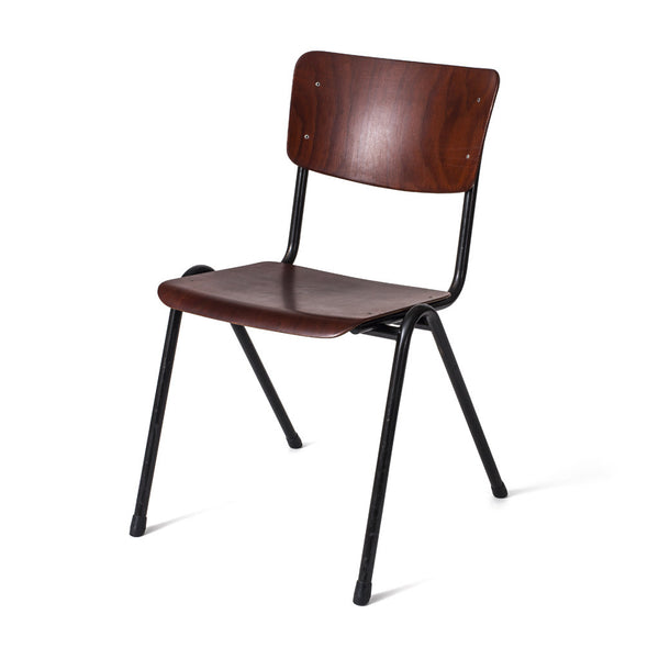 VINTAGE - Friso Kramer Style School Chair - MAN of the WORLD Online Destination for Men's Lifestyle - 1