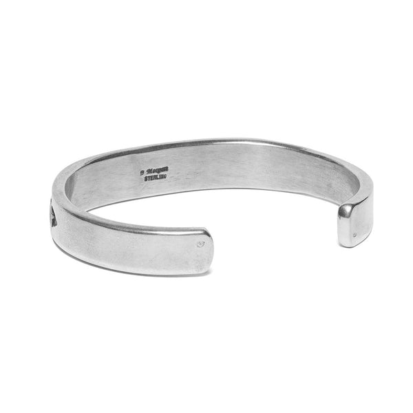 MAN OF THE WORLD - Horizontal Line Side Channel Cuff - MAN of the WORLD Online Destination for Men's Lifestyle - 2