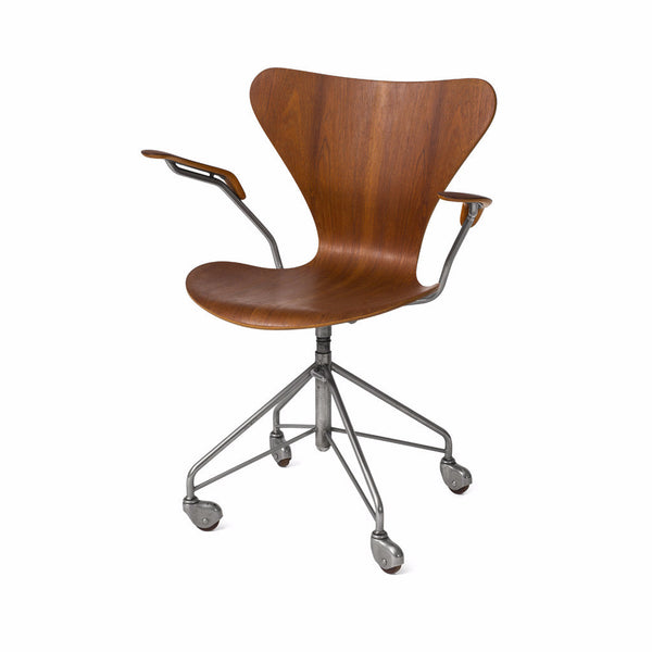 Arne Jacobsen - Armchair - MAN of the WORLD Online Destination for Men's Lifestyle - 1