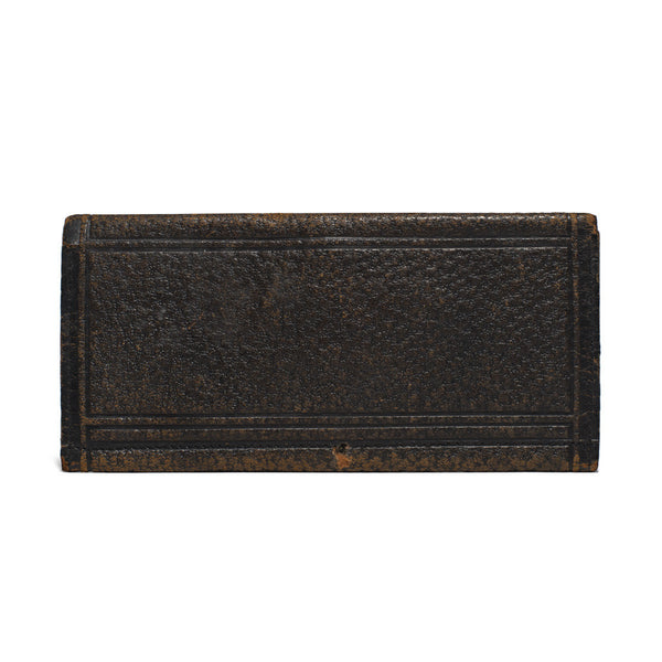 VINTAGE - Leather Bank Pouch - MAN of the WORLD Online Destination for Men's Lifestyle - 3