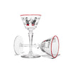 Libbey Glass - Painted Cocktail Glasses - MAN of the WORLD Online Destination for Men's Lifestyle - 3