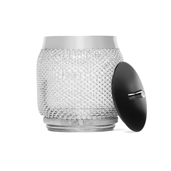 Chrome Mesh Ice Bucket