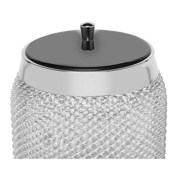 VINTAGE - Chrome Mesh Ice Bucket - MAN of the WORLD Online Destination for Men's Lifestyle - 3