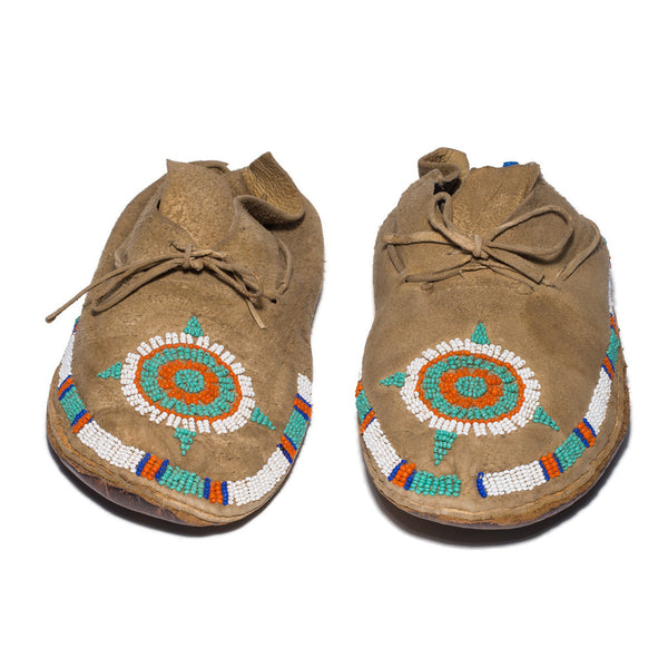 VINTAGE - Moccasin - MAN of the WORLD Online Destination for Men's Lifestyle - 1