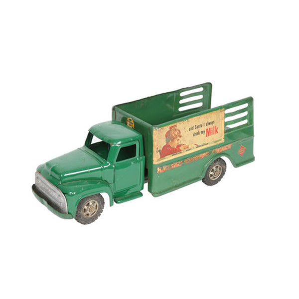 "Vintage (Moline Pressed Steel Company) - Buddy ""L"" American Dairy Truck - MAN of the WORLD Online Destination for Men's Lifestyle"