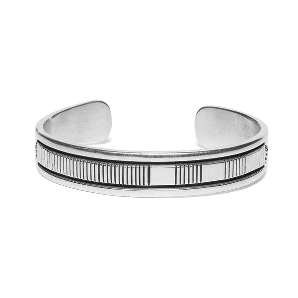 Morgan Sterling Silver Cuff