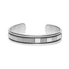 VINTAGE - Morgan Sterling Silver Cuff - MAN of the WORLD Online Destination for Men's Lifestyle - 1
