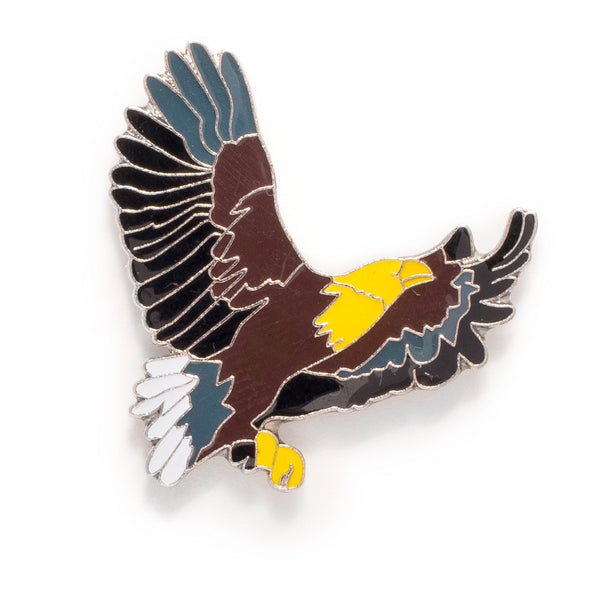 VINTAGE - Bald Eagle Pin - MAN of the WORLD Online Destination for Men's Lifestyle