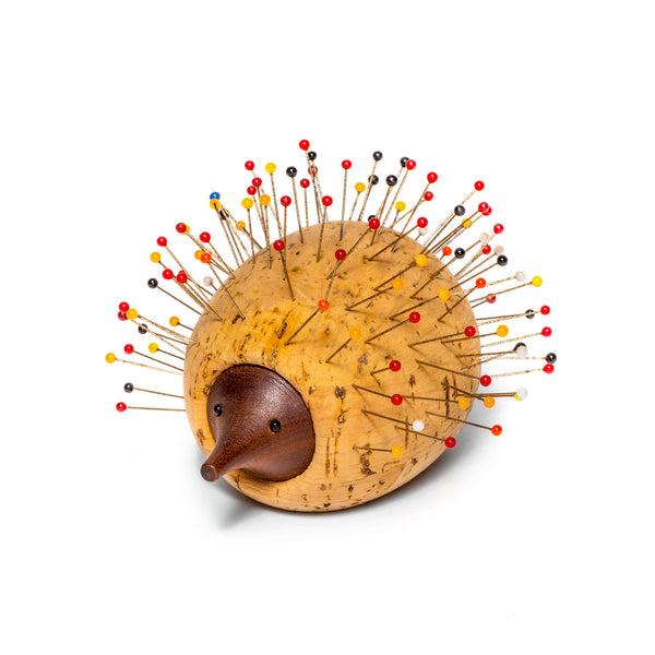 VINTAGE - Porcupine Pin Cushion - MAN of the WORLD Online Destination for Men's Lifestyle - 1