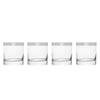 VINTAGE - Silver Rimmed Shot Glass Set - MAN of the WORLD Online Destination for Men's Lifestyle - 3
