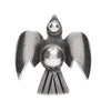 VINTAGE - Silver Thunderbird Pin - MAN of the WORLD Online Destination for Men's Lifestyle - 1
