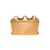 VINTAGE - Small Brass Geometric Ashtray - MAN of the WORLD Online Destination for Men's Lifestyle - 2