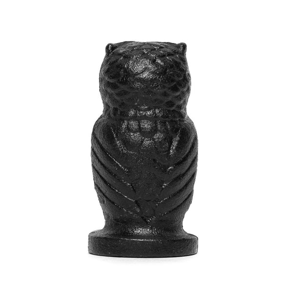 VINTAGE - Small Cast Iron Owl - MAN of the WORLD Online Destination for Men's Lifestyle - 4