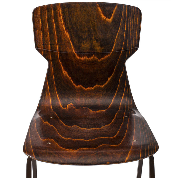 VINTAGE - Stacking Bent Plywood Chairs - MAN of the WORLD Online Destination for Men's Lifestyle - 3