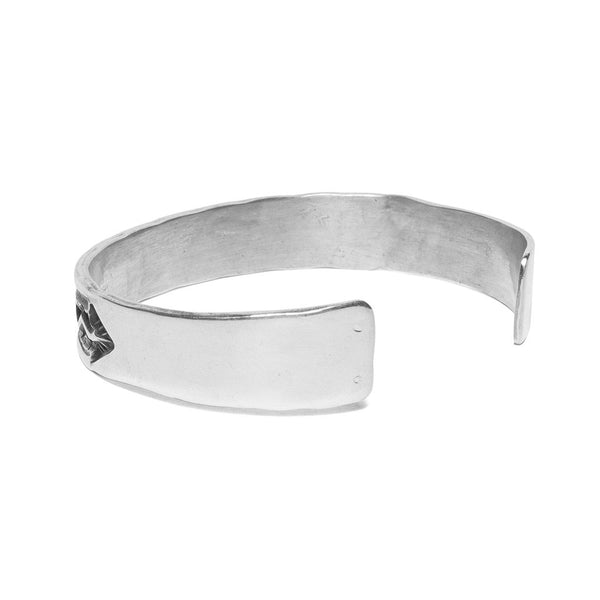 MAN OF THE WORLD - Stamped Zigzag Cuff - MAN of the WORLD Online Destination for Men's Lifestyle - 2