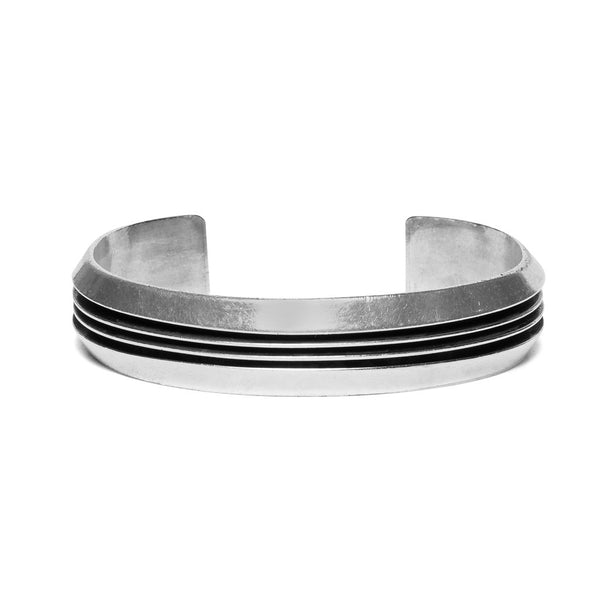 Sterling Lines Cuff