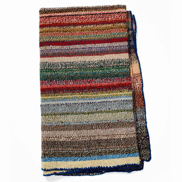 VINTAGE - Striped Chaput Rug - MAN of the WORLD Online Destination for Men's Lifestyle - 4