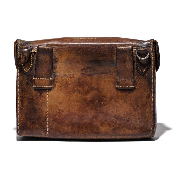 VINTAGE - Swiss Army Leather Bag - MAN of the WORLD Online Destination for Men's Lifestyle - 3