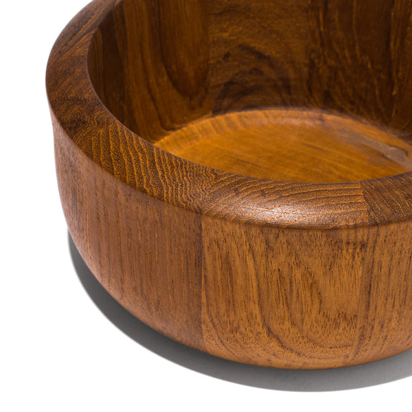 VINTAGE - Teak Bowl - MAN of the WORLD Online Destination for Men's Lifestyle - 4
