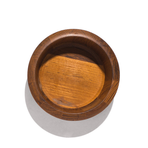 VINTAGE - Teak Bowl - MAN of the WORLD Online Destination for Men's Lifestyle - 3