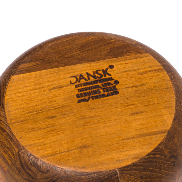 VINTAGE - Teak Bowl - MAN of the WORLD Online Destination for Men's Lifestyle - 2