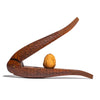 VINTAGE - Teak Fish Nut Cracker - MAN of the WORLD Online Destination for Men's Lifestyle - 2