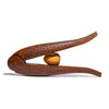 VINTAGE - Teak Fish Nut Cracker - MAN of the WORLD Online Destination for Men's Lifestyle - 5