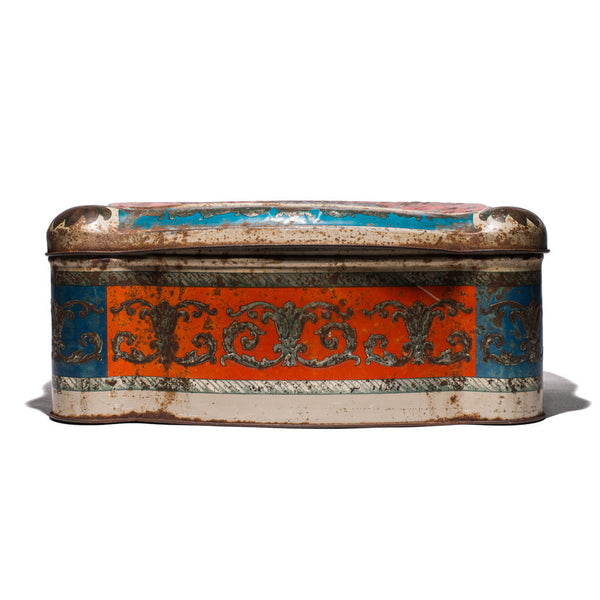 VINTAGE - Tin Box - MAN of the WORLD Online Destination for Men's Lifestyle - 4