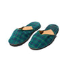 VINTAGE - Travel Slippers in Leather Case - MAN of the WORLD Online Destination for Men's Lifestyle - 1