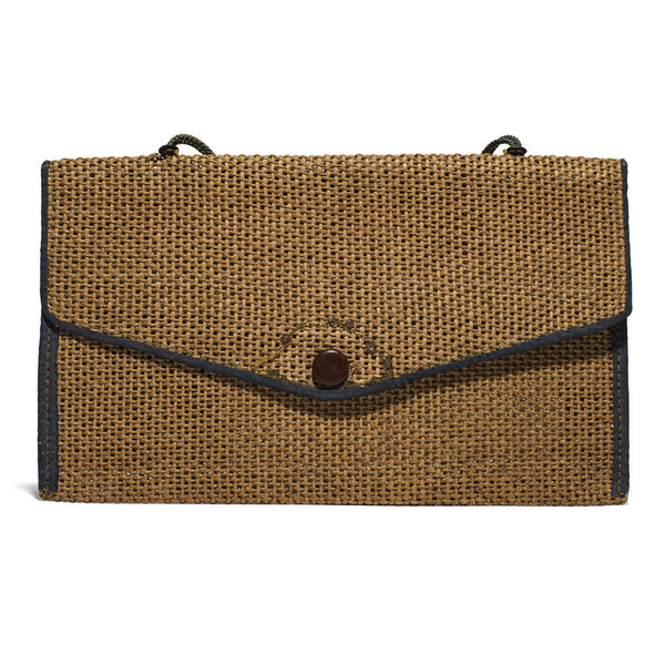 VINTAGE - Woven Pouch - MAN of the WORLD Online Destination for Men's Lifestyle - 1