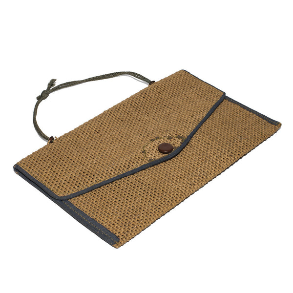 VINTAGE - Woven Pouch - MAN of the WORLD Online Destination for Men's Lifestyle - 2