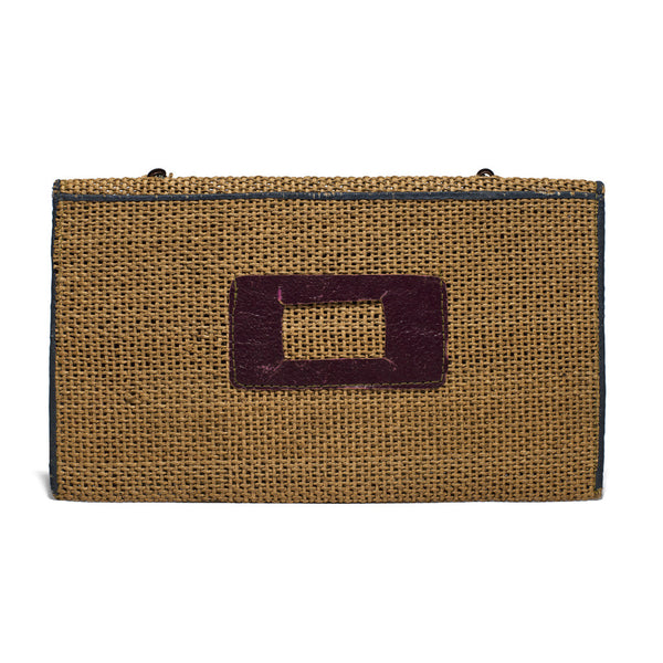 VINTAGE - Woven Pouch - MAN of the WORLD Online Destination for Men's Lifestyle - 4