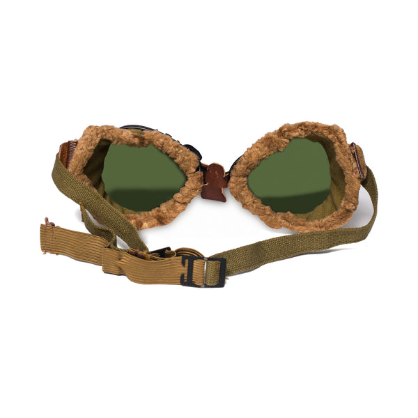 VINTAGE - WWII Goggles - MAN of the WORLD Online Destination for Men's Lifestyle - 2